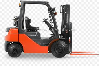 Recond/Second Hand Toyota Forklift for Rental