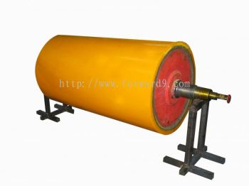 Polyurethane (PU) Roller Recoating