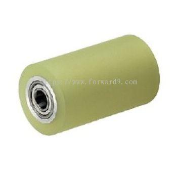 Polyurethane (PU) Roller c/w Mild Steel Rim