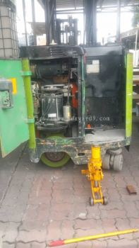 Reach Truck Maintenance Service