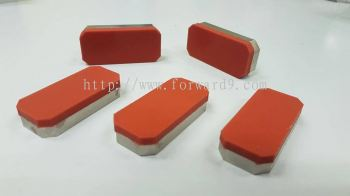Silicone Recoating on Top Steel Plate