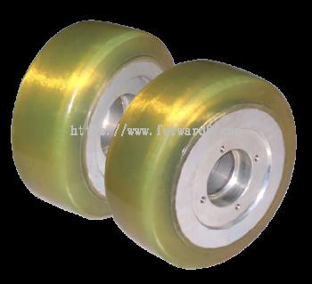 1.5ton Reach Truck Caster Wheel