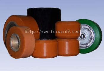 Polyurethane (PU) Guide Roller
