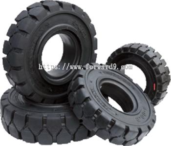 Forklift Solid Tyres