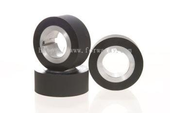 Rubber Wheel Re-coating