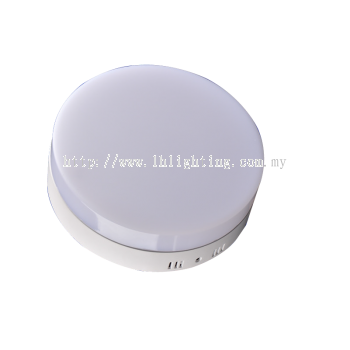 HL PLATINIUM Surface Down Light Round