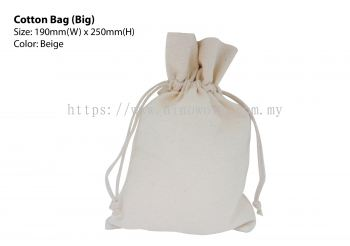 Cotton Bag (Big)