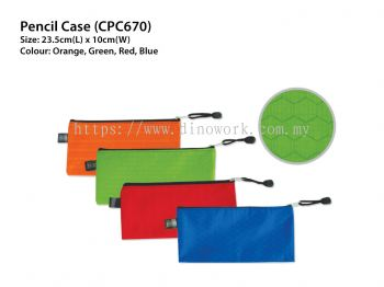 Pencil Case 670 (New)