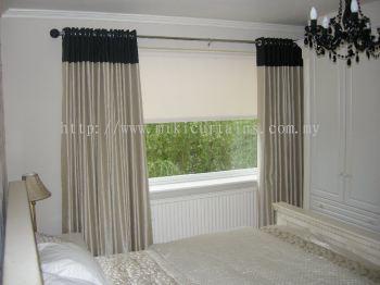 Eye Led Style Curtain