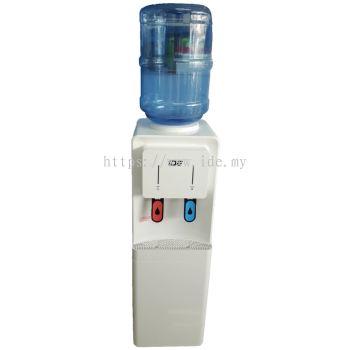Cuzco C-100 H/C Floor Standing - Compressor Cooling