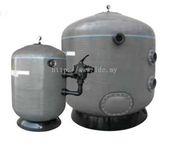 Sidemount Deep Bed Filters