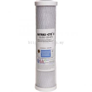 Matrikx CTO Carbon FIlter
