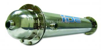 IDE 4536 UF Membrane 5 hole hollow Filter Stainless Steel 0.01 Micron