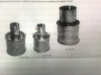 SPARK ARRESTOR FOR CRANE & SKYLIFT