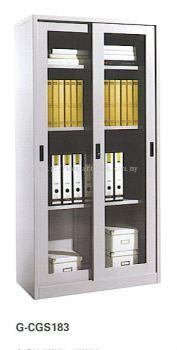 Glass Sliding Door Full Height Cupboard