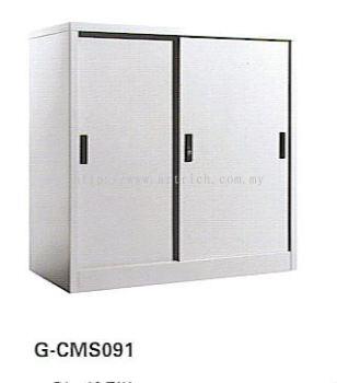 Sliding Door Half Height Cupboard