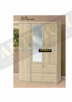 wooden wardrobe 3