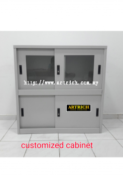 customised cabinet