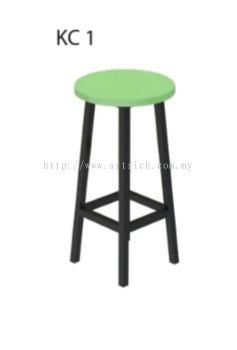 KC1 high stool
