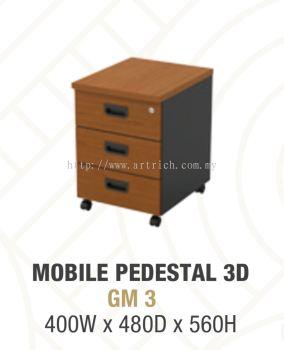 G-mobile pedestal 3D