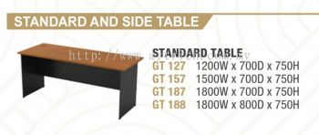 G-standard table