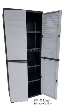 SPS-22 plastic cabinet