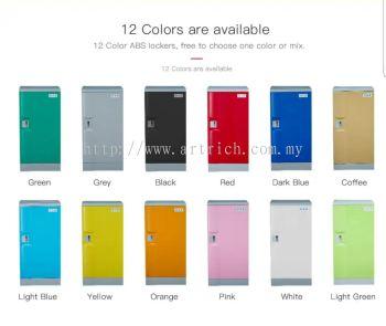 12 colour Optional