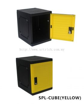 SPL-CUBE (yellow)