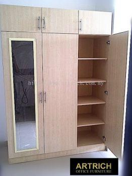 Wooden Wardrobe 6