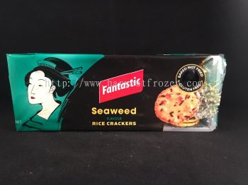 Fantastic Ric Cracker Seaweed