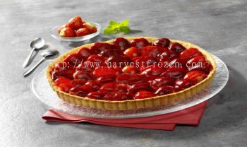 Whole Strawberry Tart