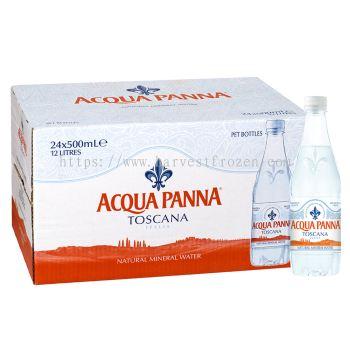 Acqua Panna 500ml x 24btl (Carton)