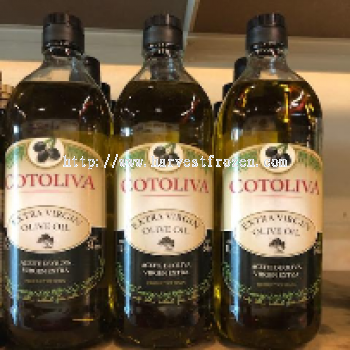 SPANISH EXTRA VIRGIN OLIVE OIL 1 LITRE GLASS