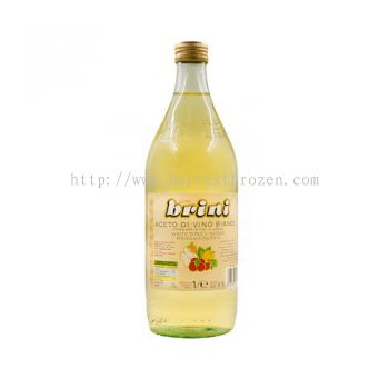 BRINI WHITE WINE VINEGAR 1L