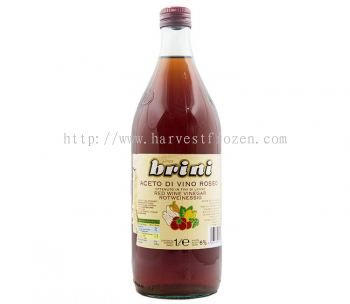 BRINI RED WINE VINEGAR 1L