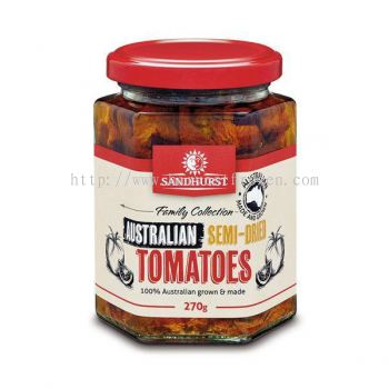 Semi Dried Tomatoes - RM25.00