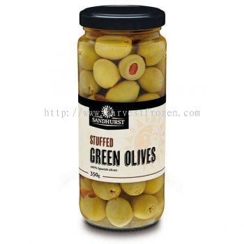 Stuffed Green Olives - RM9.00