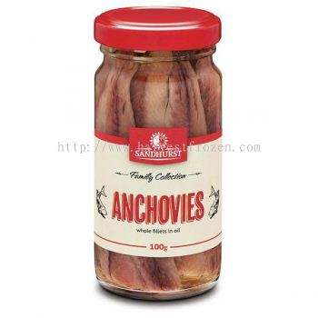 Anchovies in Oil - RM15.00