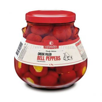 Cheese Filled Bell Peppers 1.7Kg