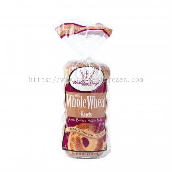100% Wheat Bagel