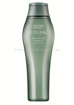 Shiseido Thc Fuente Forte Purifying Shampoo 250ml