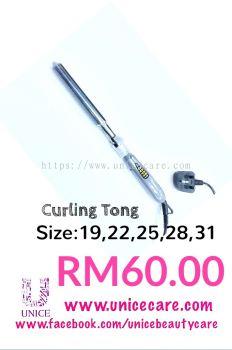 Pro Curling Tong