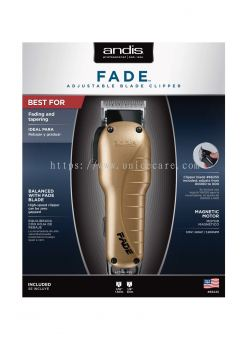 Andis Professional Fade Adjustable Hair Clipper