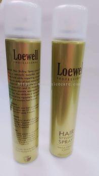 LOEWELL PROFESSIONAL HAIR STYLING SPRAY 420ML