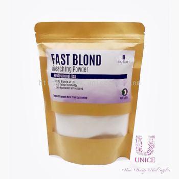 IILUTION Fast blond Hair Bleaching powder 450g