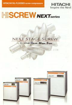 Rotary Screw Compressure