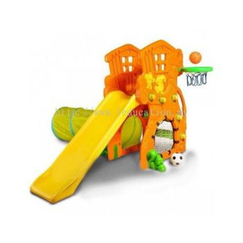 CCTH0001 Ching Ching Tree House and Slide