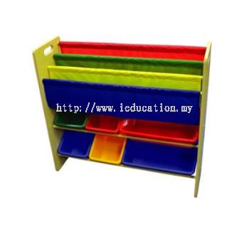 5908H Books & Bins Storage