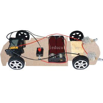 IRBT-021 DIY Model Kereta Idaman Saya (set of 40)