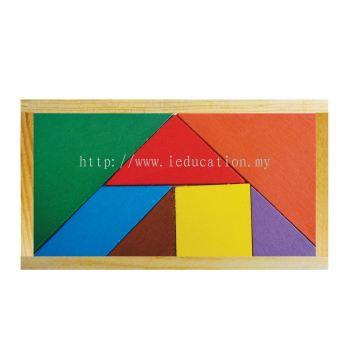ITKH-043 DIY Tangram (set of 40)